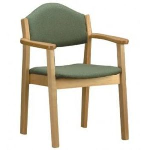 Brandt Stacking Arm Chair