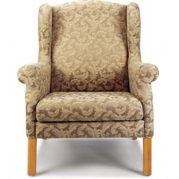 Blanche Wingback Chair
