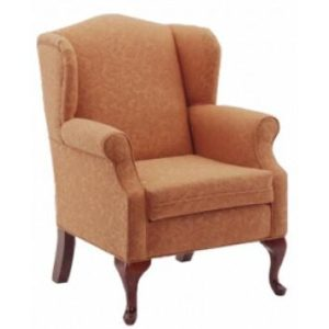 Hume Wingback Chair