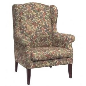 Jerry Wingback Chair