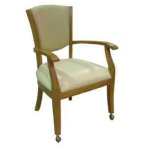 Handel Wood Arm Chair