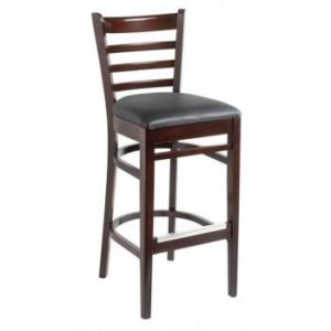 Murray Wood Barstool