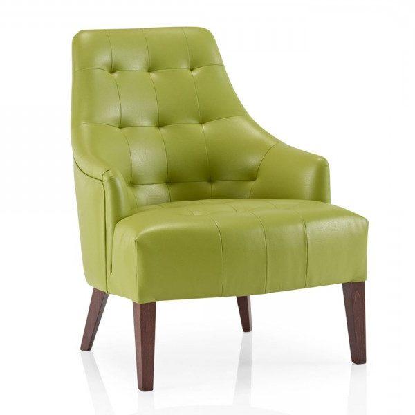 Abbot Custom Lounge Chair