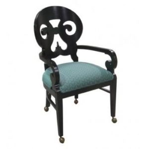 Rohm Wood Arm Chair