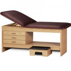 Tetra Treatment Table with Stool