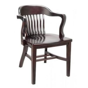 Vostok Wood Arm Chair