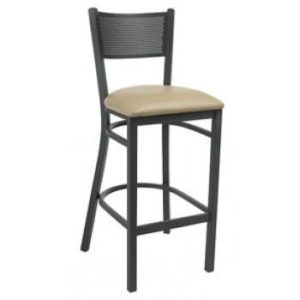 Oprah Metal Barstool