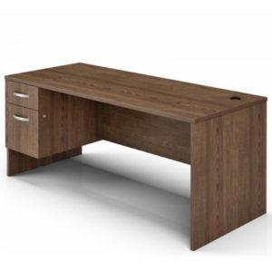 Whitman-110 Desk Configuration