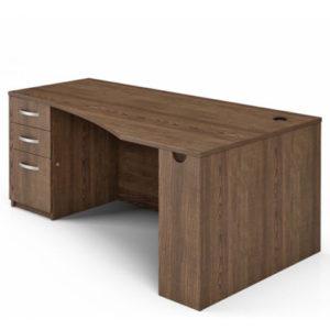 Whitman-128 Desk Configuration