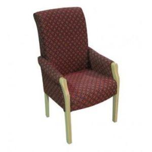 Alexi Wood Patient Chair