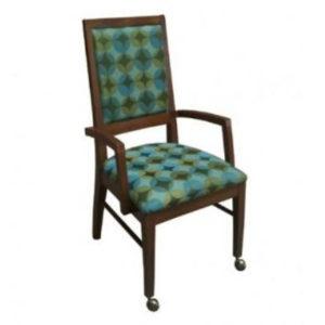 Foley Wood Arm Chair