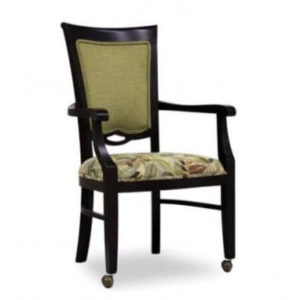 Galloway Wood Arm Chair