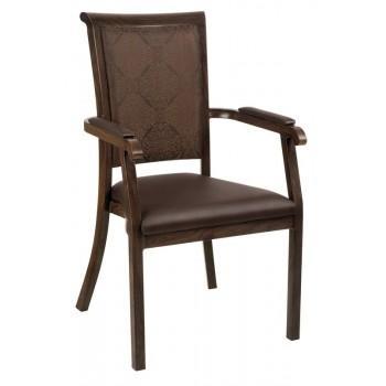 Hyssop 21 Metal Arm Chair