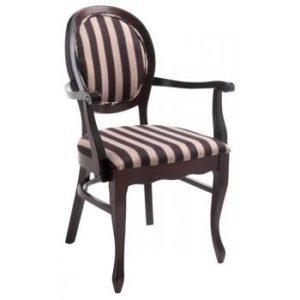 Bauer Wood Arm Chair