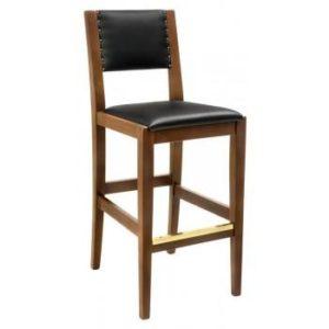 Randal Wood Upholstered