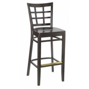 Glover Wood Barstool