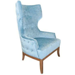 Allura Wingback Chair