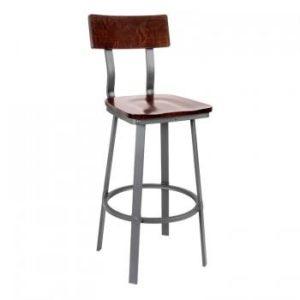 Pilsner Metal Barstool