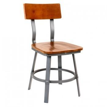 Pilsner Metal Chair