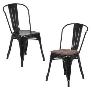 Mantis Metal Side Chair