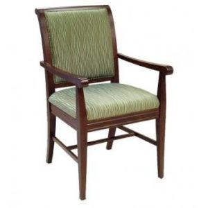 Luther Wood Arm Chair