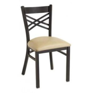 Pascale Metal Side Chair