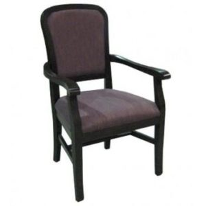 Burdock Wood Arm Chair
