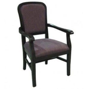 Burdock Wood Arm Chair