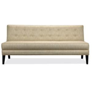 Parker Armless Sofa