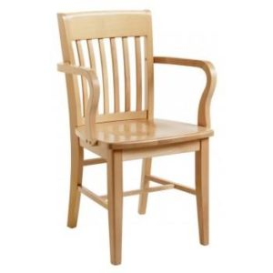 Smith Wood Arm Chair