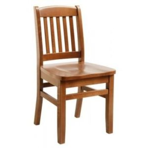 Wagner Wood Chair
