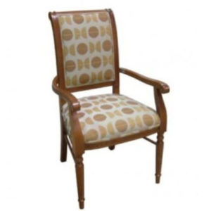 Salisbury Wood Arm Chair