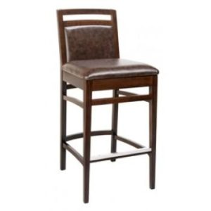 Herman Wood Barstool