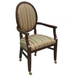 Somerset Wood Arm Chair