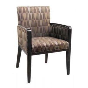 Gilsa Wood Arm Chair