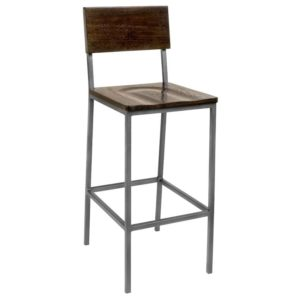 Sundown Metal Barstool