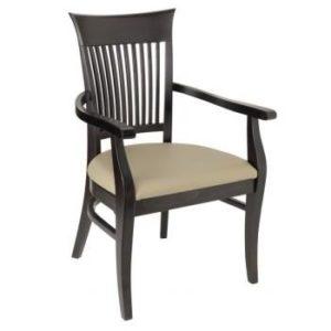 Kola Wood Arm Chair