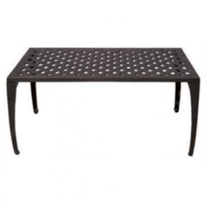 Grate Aluminium Coffee Table