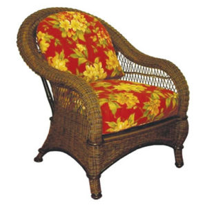 The Gypsy Wicker Chair
