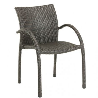 Elliot Stacking Arm Chair
