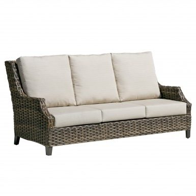 Fox Wicker Sofa