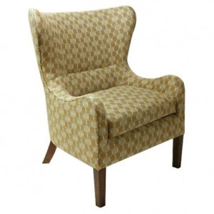 Milton Wingback Chair