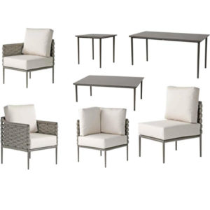 Continental Outdoor Patio Set