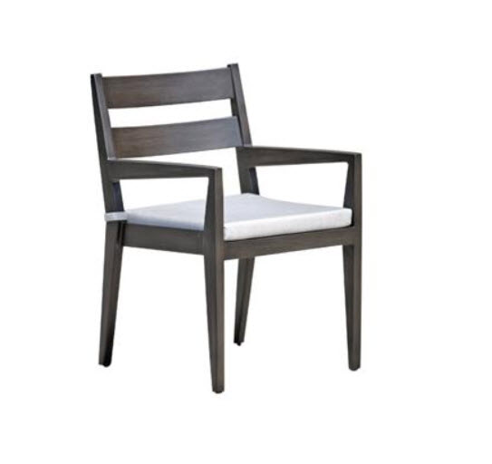 Lucy Outdoor Arm Chair