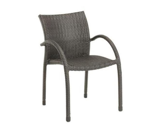 Mayan Stacking Arm Chair