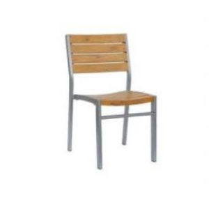 Oasis Stacking Side Chair
