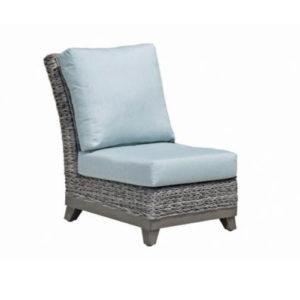 Chutes Outdoor Armless Chair