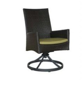 Pearl Swivel Rocking Armchair