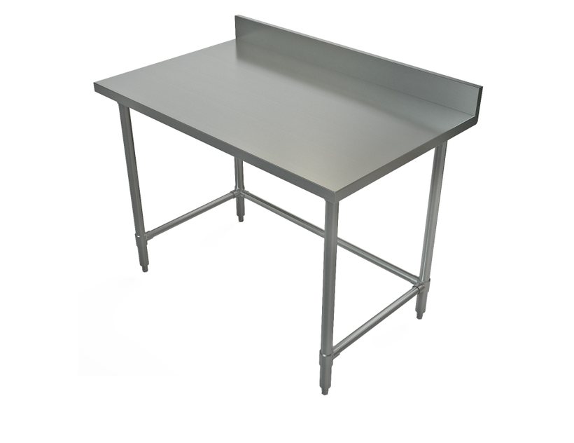 Work Table, 48 x 30, Stainless Steel Top