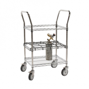 "Bottle Grid Cart, 30"" x 18"""